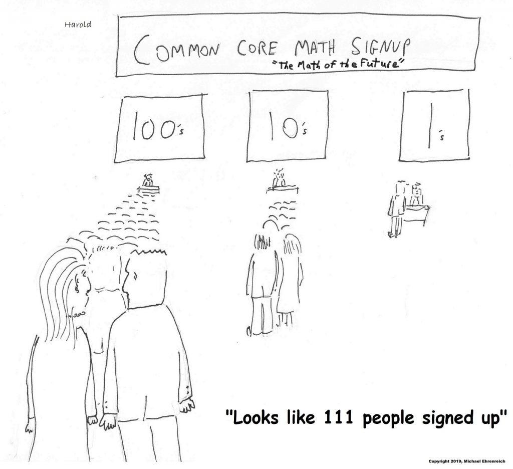 Mug Common Core Math