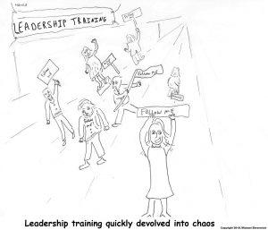 Harold Mug - Leadership Training